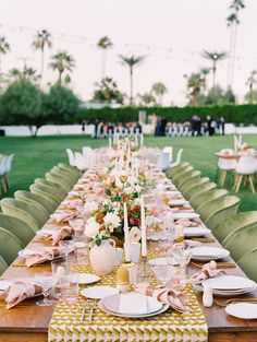 La Tavola Fine Linen Rental: Wes Curry Table Runner | Photography: Pura Soul Photography, Venue, Catering & Lighting: Villa Royale Hotel, Event Planning: Amorology, Florals: The Dainty Lion Floral Co, Paper Goods: Prim and Pixie, Calligraphy: Tina Yang, Rentals: The Ark, Hostess Haven and Adore Folklore