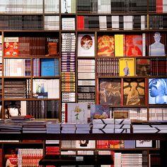 books, lots of books