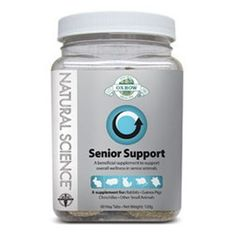 Oxbow Natural Science Senior Supplement 60 ct