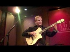 "Steve Oliver performs ""First View"" @ Spaghettini's"