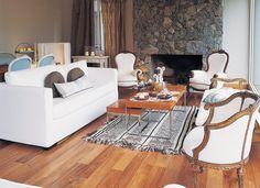 Living Room #Design  Reforma de una casa en Manzanares - Loly Albasin