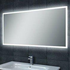 Badkamerspiegel Quatro LED 800x600