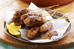 Recipe Lamb koftas by Sustenance Nutrition, learn to make this recipe easily in your kitchen machine and discover other Thermomix recipes in Main dishes - meat. Lamb Recipes, Meat Recipes, Cooking Recipes, Dinner Recipes, Savoury Recipes, Seafood Recipes, Cooking Tips, Recipies, Lamb Koftas
