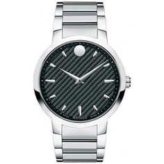 Search results for: 'products movado 0606838 mens gravity black carbon fiber dial stainless steel bracelet watch' Movado Mens Watches, Watches For Men, Stainless Steel Watch, Stainless Steel Bracelet, Watch Brands, Quartz Watch, Carbon Fiber, Bracelet Watch, Watch Gravity