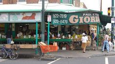 The Italian Market - Philadelphia's South 9th Street Curb Market
