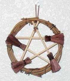 Protection Wreath. witchy witch craft