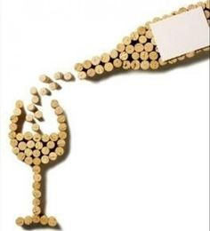 Do It Yourself Crafts With Wine Corks - 40 Pics This is great too!