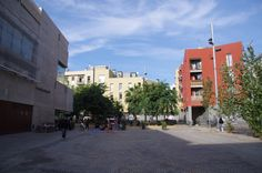 Plaça Salvador Seguí, Raval