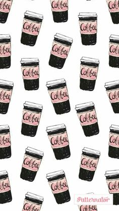 Wallpaper ~ Coffee - Things I Love - Coffee