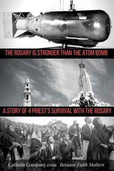 The rosary is stronger than the atom bomb: How 4 missionary priests survived at ground zero of Hiroshima