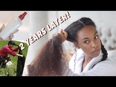 Overnight Rice Water Spray for Fast Hair Growth! 2 years of using Rice Water on Natural Hair! – Overnight Rice Water Spray for Fast Hair Growth! 2 years of using Rice Water on Natural Hair! Black Hair Growth, New Hair Growth, Hair Growth Tips, Natural Hair Growth, Natural Hair Styles, Protective Hairstyles For Natural Hair, Natural Hair Loss Treatment, Hair Growth Treatment, Hair Remedies For Growth
