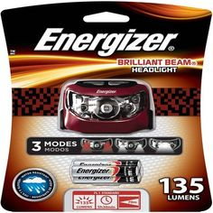 Energizer Brilliant Beam Headlamp ** Want additional info? Click on the image.(This is an Amazon affiliate link)