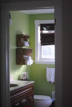 Awesome DIY Bathroom Organization Ideas