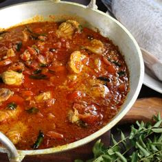 Try this Madras Fish Curry of Snapper, Tomato and Tamarind recipe by Chef Rick Stein. This recipe is from the show Rick Stein's India.