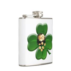 >>>Hello          Lucky Four Leaf Clover with Pot Of Gold Hip Flasks           Lucky Four Leaf Clover with Pot Of Gold Hip Flasks you will get best price offer lowest prices or diccount couponeShopping          Lucky Four Leaf Clover with Pot Of Gold Hip Flasks please follow the link to see...Cleck Hot Deals >>> http://www.zazzle.com/lucky_four_leaf_clover_with_pot_of_gold_hip_flasks-256503924980239182?rf=238627982471231924&zbar=1&tc=terrest