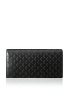 50% OFF Emporio Armani Men's Large Bi-Fold Wallet