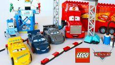 How To Build Lego Cars For Kids THE BEST UNBOXING LEGO DISNEY PIXAR CARS 3!  - Lego Speed Build Lego 10745 Step By Step Instructions #littlesproutstv #southafricanyoutubekidschannel #funforkids  #YoutubeKids #LegoDisney #unboxingvideos  #howtobuildlegocars #stopmotionforlego #lightningmcqueenlego  #speedbuild #toyreviewchannel #carvideosforkids  #kidstoyunboxingvideos #macktruck #youtubecreators Lego Disney, Disney Pixar Cars, Mack Trucks, Lightning Mcqueen, Car Videos, Step By Step Instructions, Childcare, Sprouts, Cool Kids