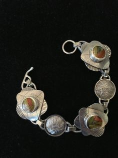 ORANGE ORCHARD BRACELET by GAYLE WHITELEY MINJAREZ