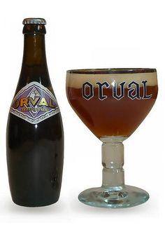 Cerveja Orval - Brasserie d´Orval - Bélgica