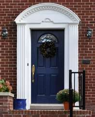 Image Search Results for painted front doors brick houses