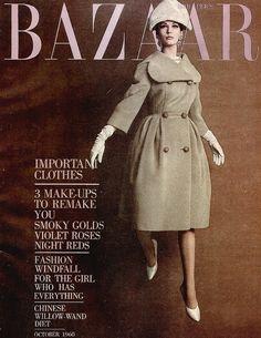 Harper's Bazaar-October 1960