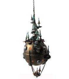 Copper Star by Fantasyatelier on Etsy, $129.95
