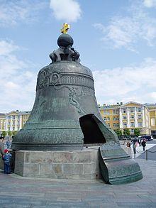 Zarenglocke Moskau