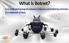 "BOTNET -"" It is one type of malware that allows an attacker to steal personal information , financial information , extracting sensitive documents and monitoring keystrokes for grabbing the password."""