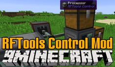 RFTools Control Mod 1.11.2/1.10.2 (Addon for RFTools) - minecraft mods 1.11 : Controlling system of this mod contains two main blocks including the programmer ...   | http://niceminecraft.net/tag/minecraft-1-11-2-mods/