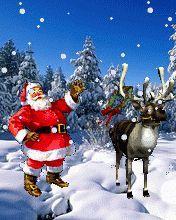 The perfect Christmas Raindeer Animated GIF for your conversation. Merry Christmas Animation, Merry Christmas Gif, Christmas Scenes, Christmas Wishes, Christmas Pictures, Christmas Art, Christmas Greetings, Winter Christmas, Vintage Christmas