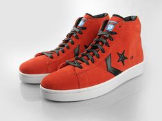 Converse Pro Leather Mid Suede | The Style Dealer