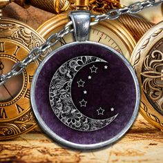 Great Gifts For Women, Gifts For Him, Lisa Henderson, Star Pendant, Pendant Necklace, Purple Necklace, Purple Backgrounds, Necklace Lengths, Best Gifts