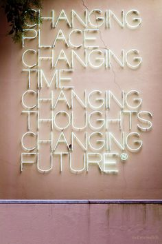 Quote, Peggy Guggenheim Collection, Venice, Italy