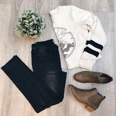 Simple pairings 🍃 | Women's fashion #hunnistyle