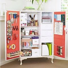 awesome for my crafts, and organization (I feared I may never have)