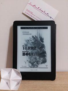 l'instant des lecteurs: « De la terre dans la bouche » - Estelle THARREAU