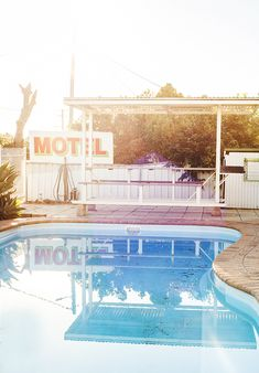 ©Kara Rosenlund/  good picture for writing prompt. The Bates Motel....