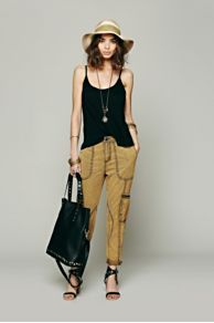 Treaty Tote at Free People - love the entire outfit