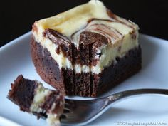 cheesecake brownies...