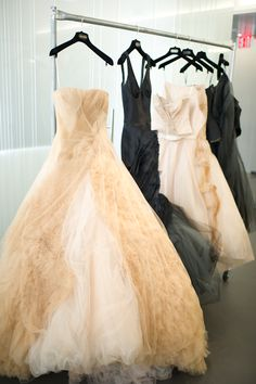 Vera Wang Fall 2012 Couture Collection