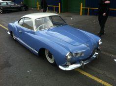 1962 Karmann Ghia