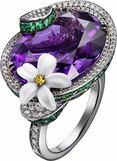 """Piaget """"Cocktails"""" jewelry collection"""