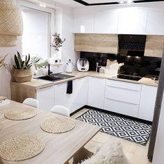 Elegant Home Decor, Elegant Homes, Modern Home Interior Design, Kitchen Interior, Küchen Design, House Design, Budget Home Decorating, Online Home Decor Stores, Elle Decor