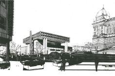 Project of the Federal Assembly, Karel Prager, Prague