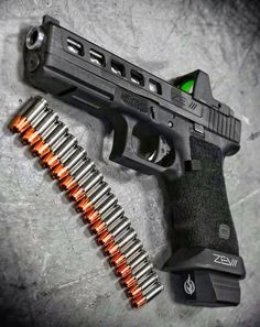 Best Place to Buy Rifle, Handgun, Shotgun Firearm Ammo Online Period! Best Place to Buy Rifle, Handgun, Shotgun Firearm Ammo Online Period! Lucky Gunner® carries ammo for sale and only offers in stock cheap ammunition - guaranteed Weapons Guns, Guns And Ammo, Zombie Weapons, Zombie Apocalypse, Rifles, Armas Wallpaper, Airsoft, Glock Mods, Custom Guns