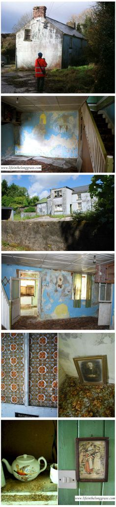 Amazing pics of before and after house renovation in Ireland