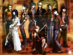 "cast from Cassandra Clare's ""The Mortal Instruments"""