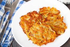 Oven baked potato cakes   via MyFamily.kiwi