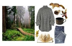 """Tea & sounds of nature"" by mozart-and-coffee ❤ liked on Polyvore featuring Michael Kors, Kasun, Jaune de Chrome and vintage"