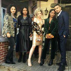 Talented Cast! Star Fox Tv Show, Star Cast Fox, Lee Daniels Star, Star Tv Series, Dark Skin Models, Quincy Brown, Top Tv Shows, Star Pictures, Celebs